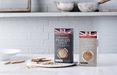 Pearled Spelt and Grain get a makeover