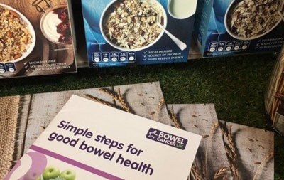 Success! We're helping beat bowel cancer