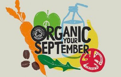 This month is Organic September