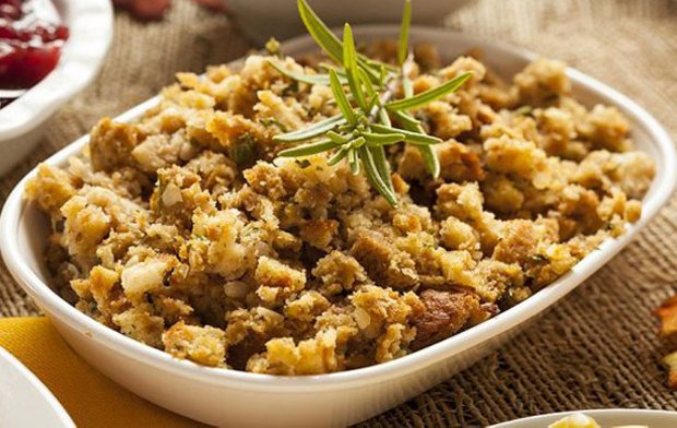 PEARLED SPELT STUFFING