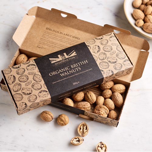 Organic British Walnuts