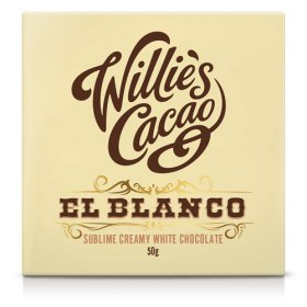 Willies Cacao - Sublime Creamy White Chocolate - 50 g