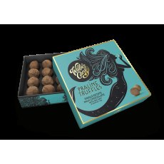 Praline Truffles - Milk Chocolate With Sea Salt 110g
